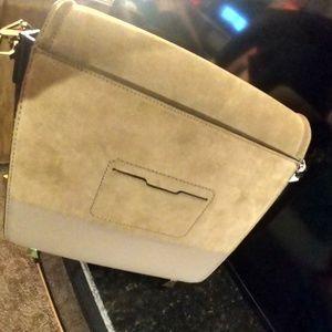 Crossbody designer handbag